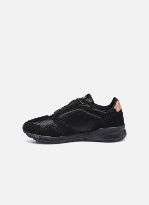 Sneakers Le Coq Sportif Omega W Nero immagine frontale