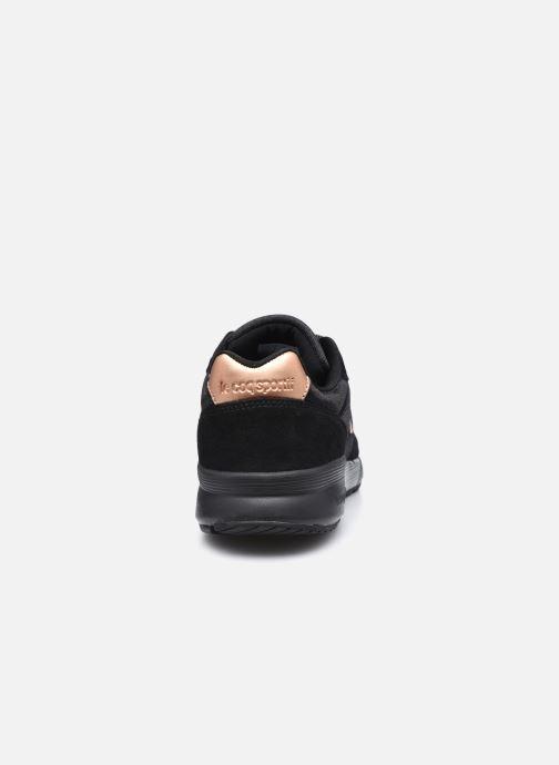 Sneakers Le Coq Sportif Omega W Nero immagine destra