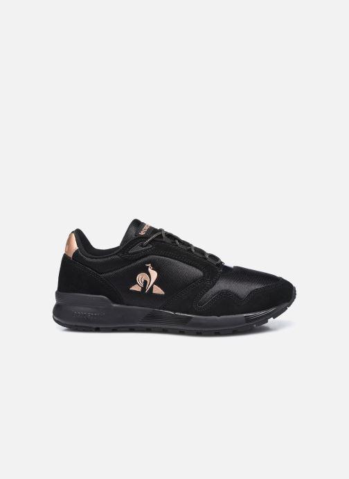 Sneakers Le Coq Sportif Omega W Nero immagine posteriore