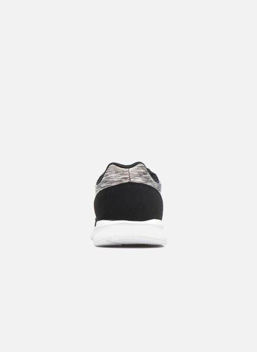 Sneakers Le Coq Sportif LCS R600 Jacquart Zwart rechts
