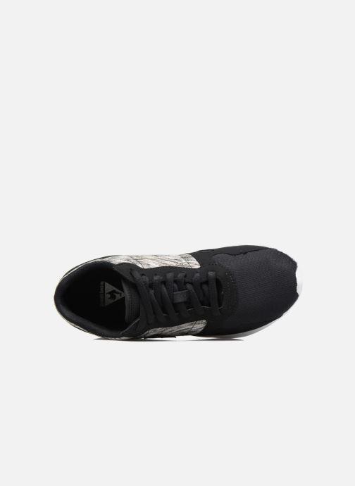 Sneakers Le Coq Sportif LCS R600 Jacquart Zwart links