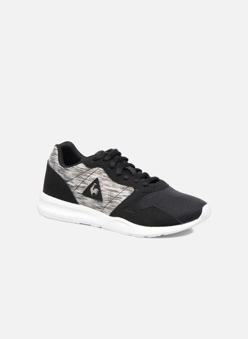 Sneakers Le Coq Sportif LCS R600 Jacquart Zwart detail