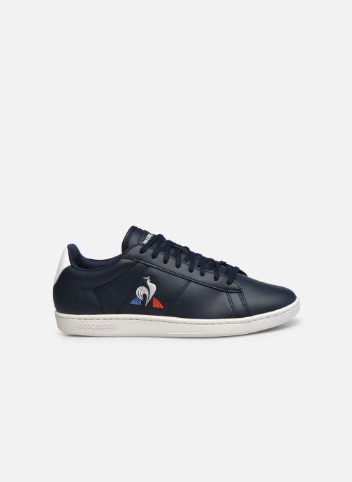 Sneaker Le Coq Sportif Courtset blau ansicht von hinten