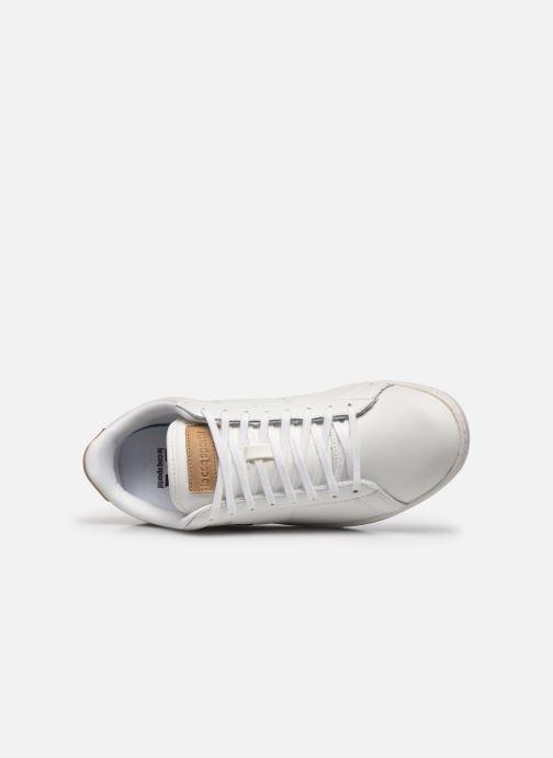 Sneakers Le Coq Sportif Courtset Hvid se fra venstre