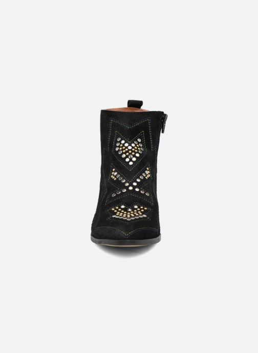 Boots en enkellaarsjes Bullboxer Bretale Zwart model