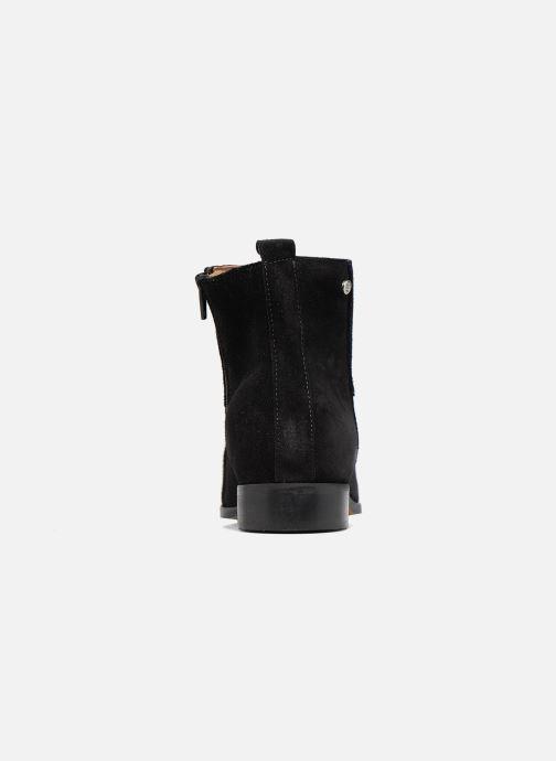 Boots en enkellaarsjes Bullboxer Bretale Zwart rechts
