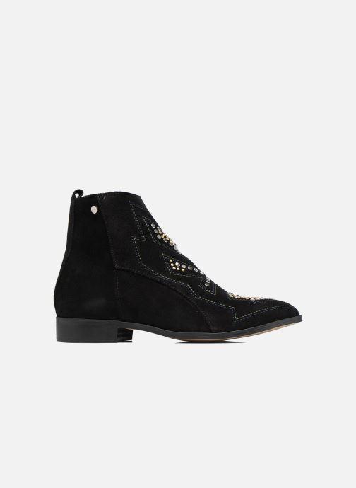 Boots en enkellaarsjes Bullboxer Bretale Zwart achterkant