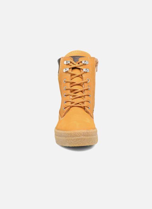 Bottines et boots Bullboxer Marsile Jaune vue portées chaussures