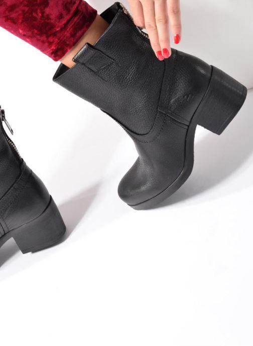 Bottines Et Boots Bullboxer Black Lela nON8wmv0