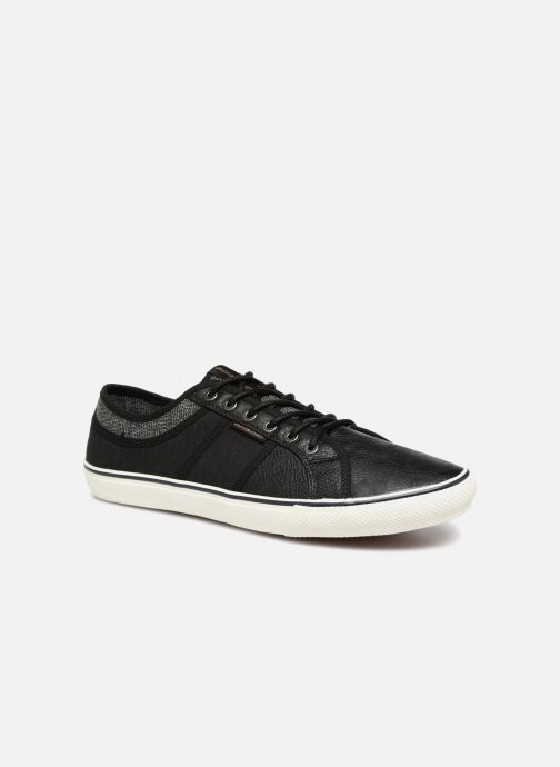 Baskets Jack & Jones JFWROSS Gris vue détail/paire