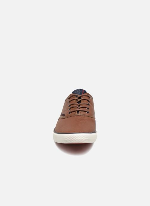 Baskets Jack & Jones JFWSCORPION Marron vue portées chaussures