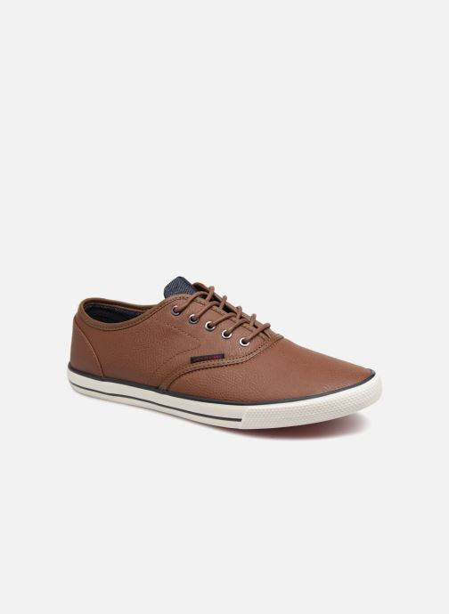 Baskets Jack & Jones JFWSCORPION Marron vue détail/paire