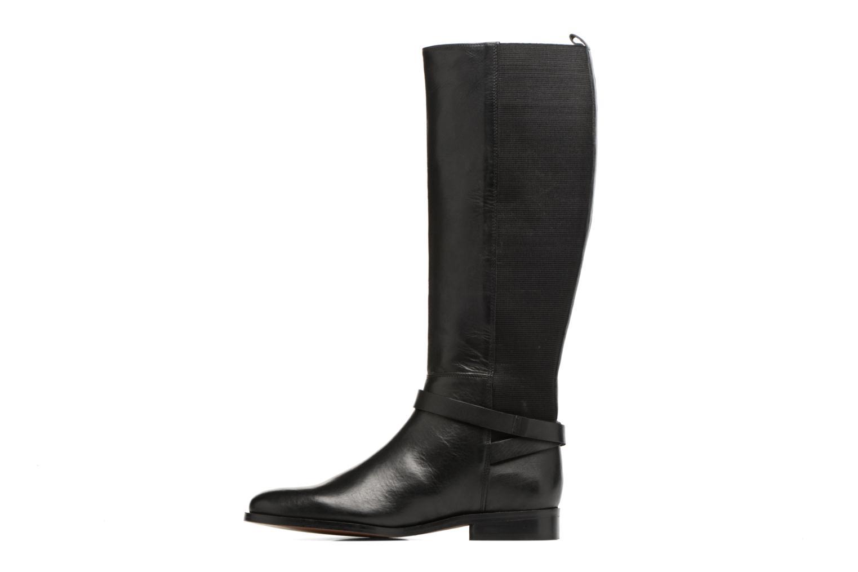 Boots & wellies COSMOPARIS FEI/GUN Black front view