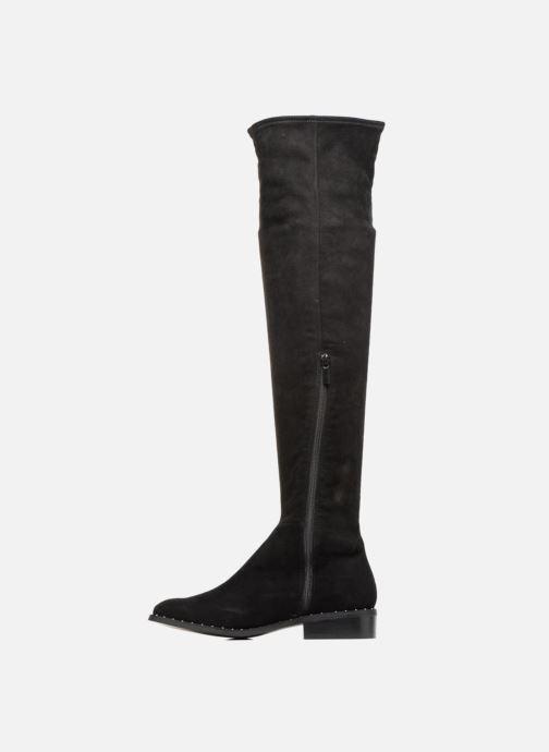 Laarzen COSMOPARIS JALY/VEL Zwart voorkant