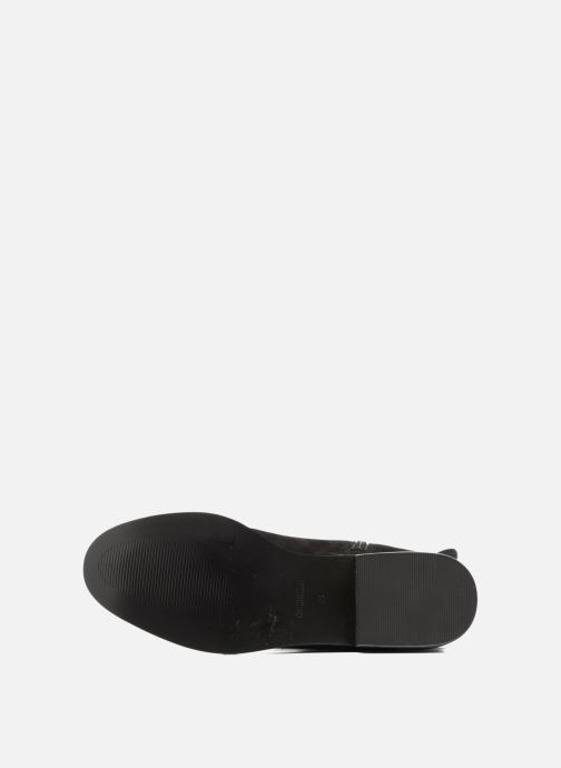 Laarzen COSMOPARIS JALY/VEL Zwart boven