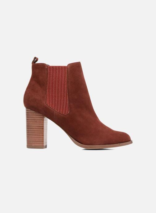 Bottines et boots COSMOPARIS JEDINI/VEL Rouge vue derrière