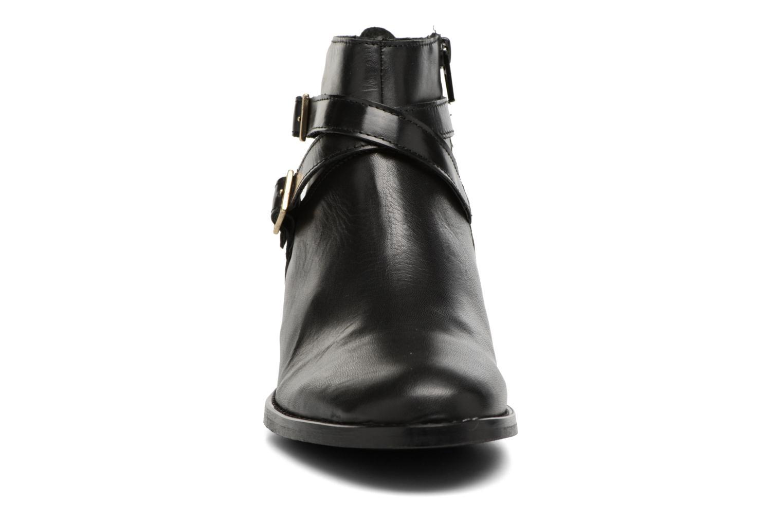 Bottines et boots COSMOPARIS FIMO Noir vue portées chaussures