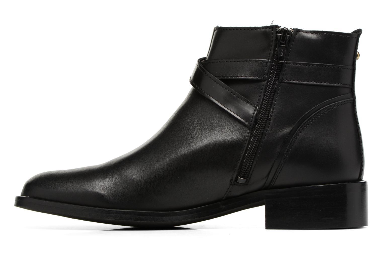 Bottines et boots COSMOPARIS FIMO Noir vue face