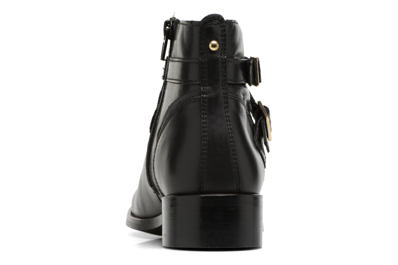 Bottines et boots COSMOPARIS FIMO Noir vue droite