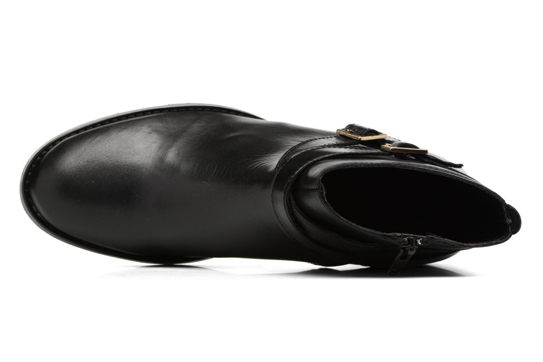 Bottines et boots COSMOPARIS FIMO Noir vue gauche