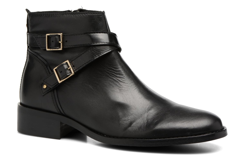 Bottines et boots COSMOPARIS FIMO Noir vue détail/paire