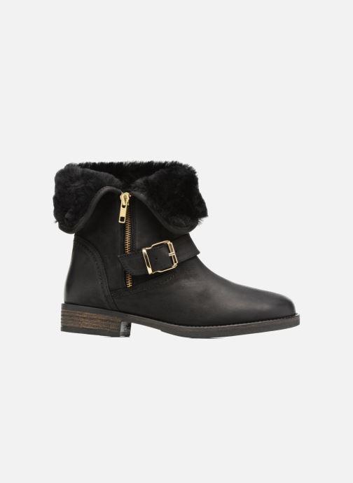 Bottines et boots COSMOPARIS FLOA/NUB Noir vue derrière