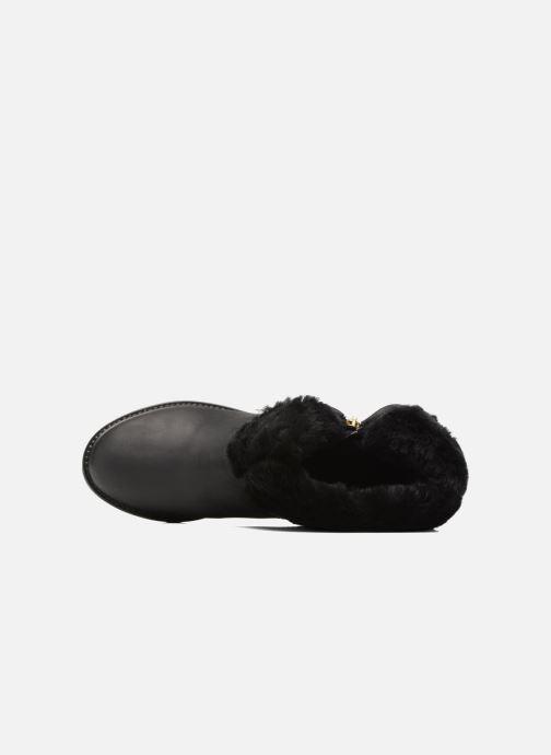 Bottines et boots COSMOPARIS FLOA/NUB Noir vue gauche