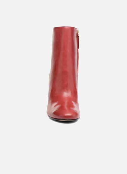 Boots en enkellaarsjes COSMOPARIS ASSAYA Rood model