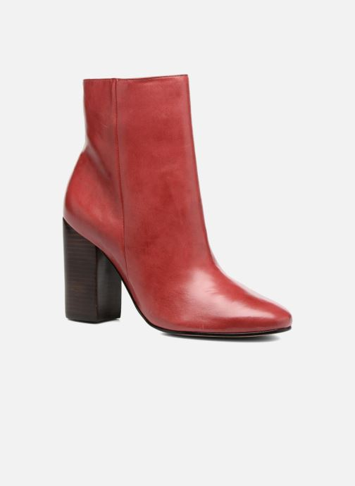 Boots en enkellaarsjes COSMOPARIS ASSAYA Rood detail