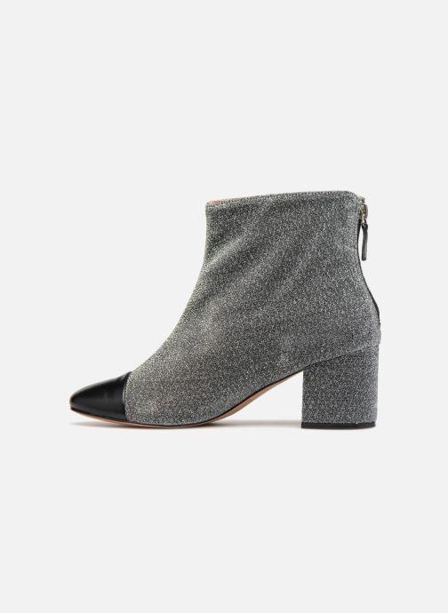 Bottines et boots COSMOPARIS ADYA Argent vue face