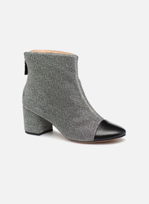 Bottines et boots COSMOPARIS ADYA Argent vue détail/paire