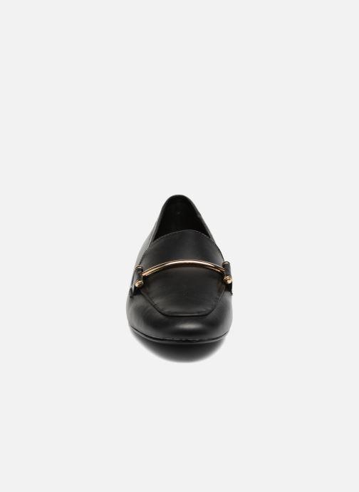 Mocassins COSMOPARIS ENOUA Noir vue portées chaussures