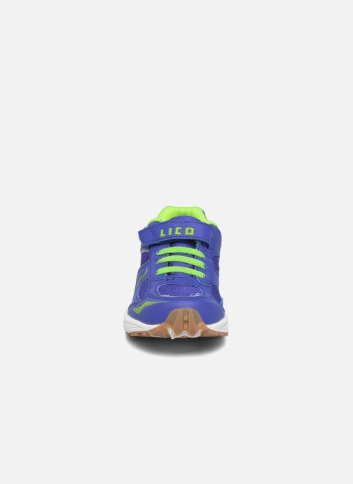 Sportschuhe LICO Bob Vs blau schuhe getragen