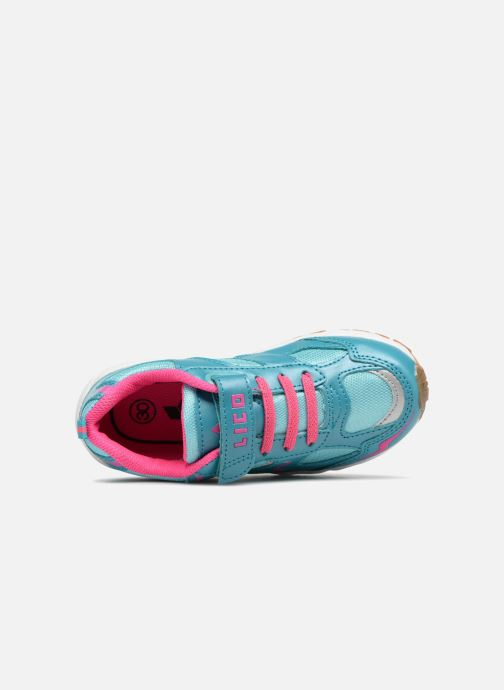 Zapatillas de deporte Lico Bob Vs Multicolor vista lateral izquierda