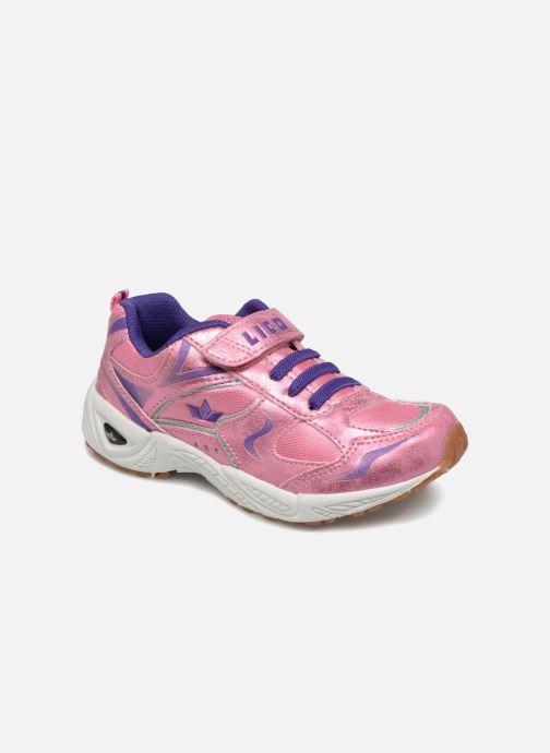 Chaussures de sport LICO Bob Vs Rose vue détail/paire