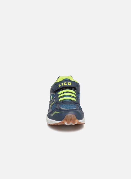 Sport shoes LICO Bob Vs Blue model view