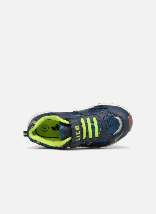 Sport shoes LICO Bob Vs Blue view from the left