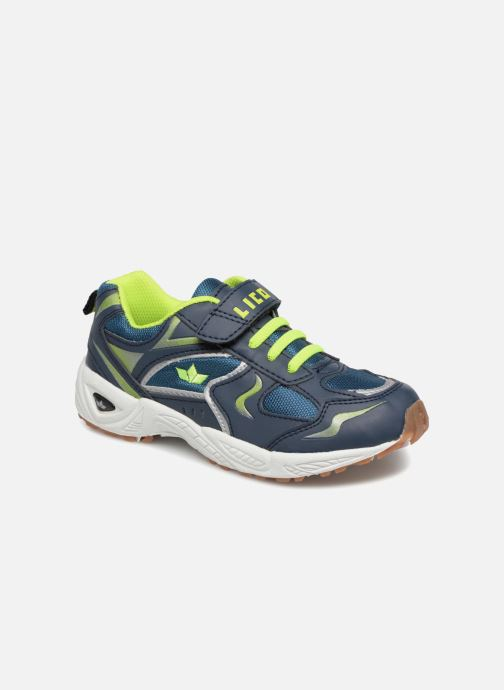 Sport shoes LICO Bob Vs Blue detailed view/ Pair view