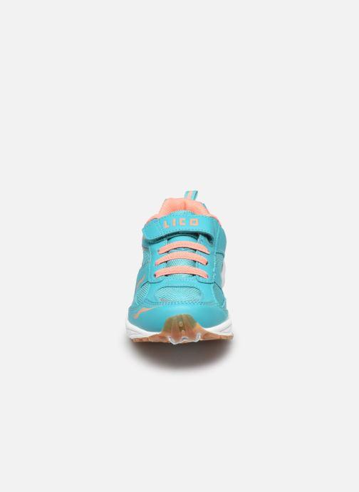 Zapatillas de deporte LICO Bob Vs Azul vista del modelo