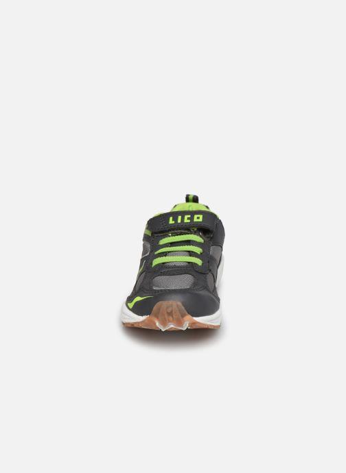 Scarpe sportive Lico Bob Vs Grigio modello indossato