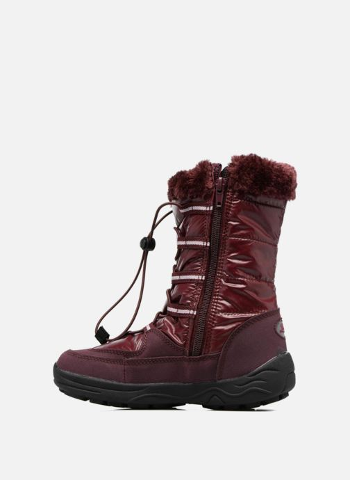Sport shoes LICO Adora Burgundy front view