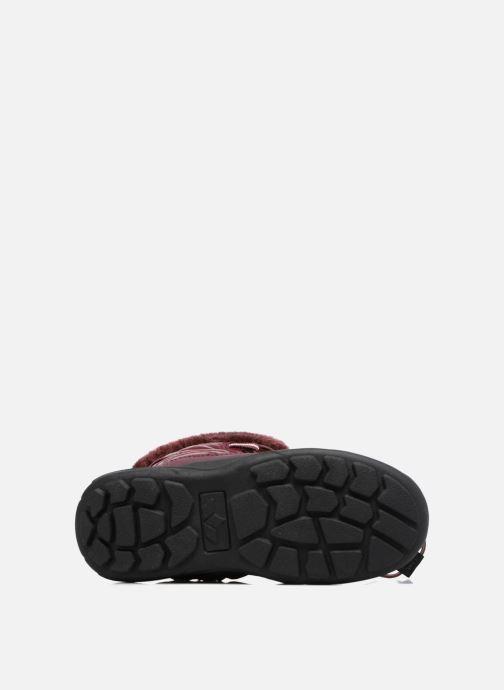 Chaussures de sport Lico Adora Bordeaux vue haut