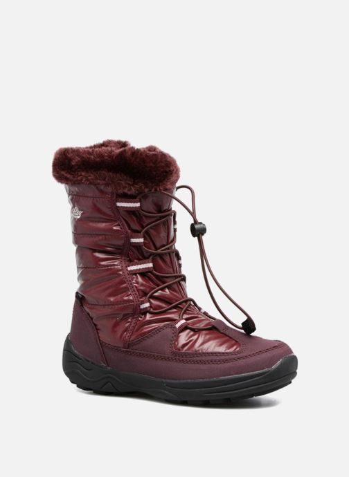 Sport shoes LICO Adora Burgundy detailed view/ Pair view