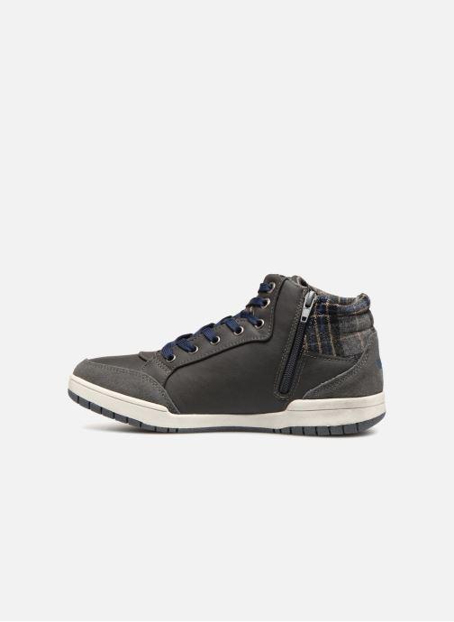 Sneakers LICO Malte Grigio immagine frontale