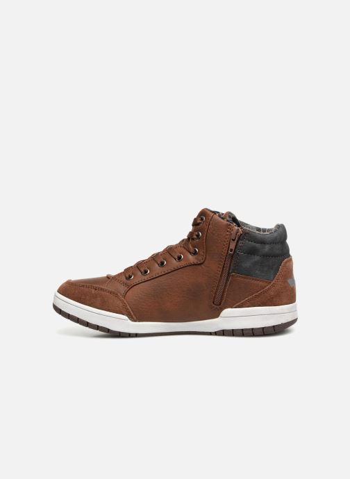 Sneakers LICO Malte Bruin voorkant