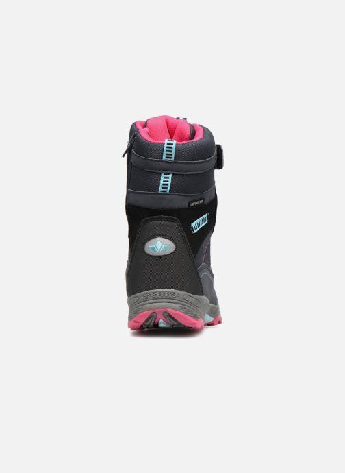 Zapatillas de deporte Lico Sundsvall Vs Azul vista lateral derecha