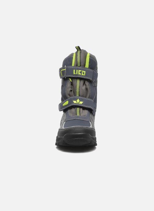 Zapatillas de deporte LICO Samuel V Azul vista del modelo