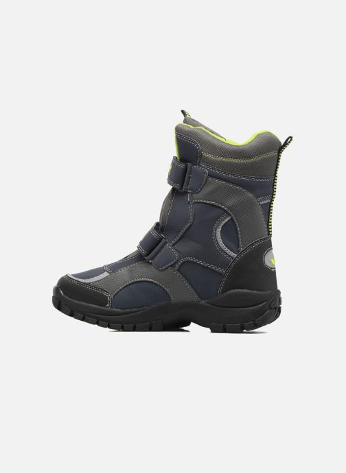 Zapatillas de deporte LICO Samuel V Azul vista de frente