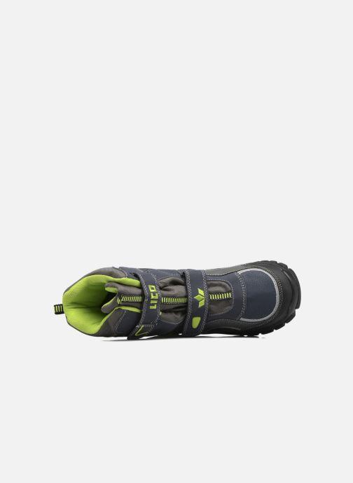 Zapatillas de deporte Lico Samuel V Azul vista lateral izquierda