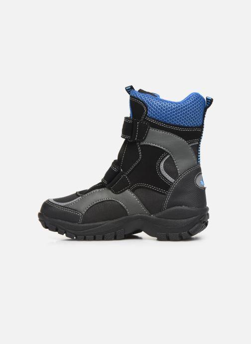 Zapatillas de deporte LICO Samuel V Negro vista de frente